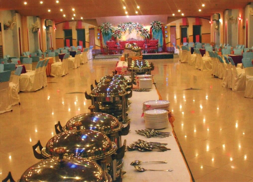 QasreNoor Marriage Halls Gujrat Classified Jobs Events News