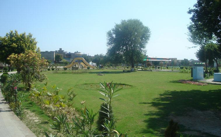 nawaz sharif park 6